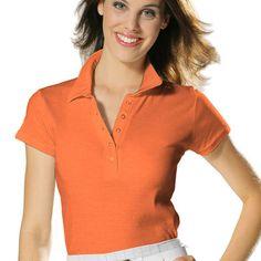 Jersey Interlock 32 - Coton - orange
