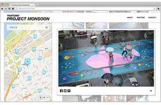 D&AD Pantone: Project Monsoon on SAIC Portfolios