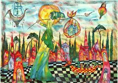 Metamorphose der Landschaft