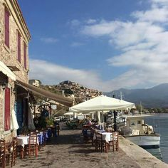 Molyvos in Lesvos Isl, Greece