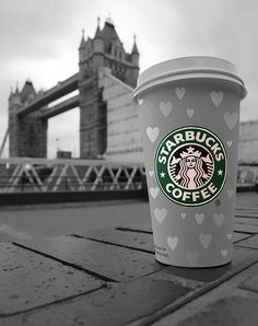 Fuck Yeah Starbucks! to of my favorite things starbucks and london
