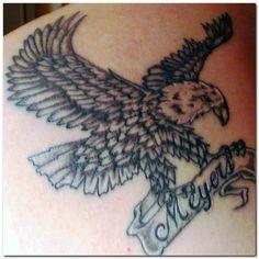 tattoos: Eagle tattoos Aztec Eagle Tattoo, Eagle Feather Tattoos, Bald Eagle Tattoos, Eagle Head Tattoo, Small Eagle Tattoo, Head Tattoos, Tribal Tattoos, Tattoo Sleeve Designs, Sleeve Tattoos