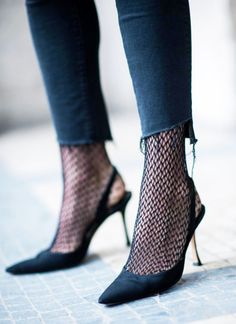 Our Definitive Guide to the Best Black Heels Out There via @WhoWhatWearUK