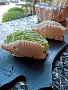 小戸橋製菓 猪最中アイス