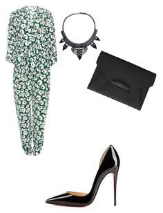 """Untitled #587"" by marxendjie on Polyvore featuring Givenchy, STELLA McCARTNEY, Christian Louboutin, women's clothing, women's fashion, women, female, woman, misses and juniors"
