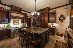 Kitchen. Callan Crest