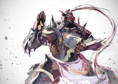 Alphonse by garmmy