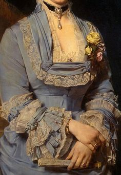 Angeli, Heinrich von - Portrait of Grand Duchess Maria Feodorovna