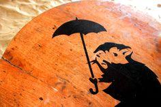 Sacred is in ordinary. #Goa, #India #MotherIndia. February, 2014 #photography #detail #rain #life #earth #love #live #mouse #umbrella