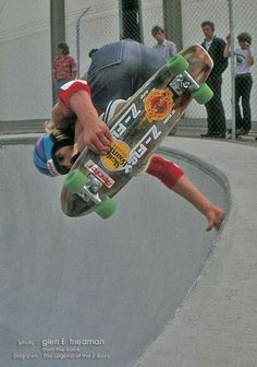Z Flex Legend #skate #adams