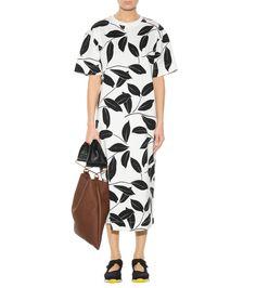 mytheresa.com - Printed cotton dress - Luxury Fashion for Women / Designer clothing, shoes, bags