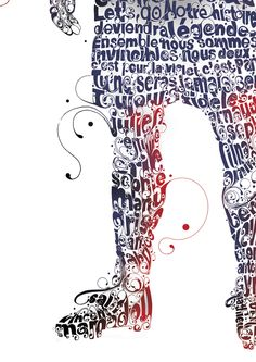 Nike / DDB Paris by si scott, via Behance