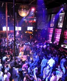 Gold Room | Best Atlanta Nightclubs | Pinterest