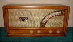 Westinghouse H161 AM/FM (1948)