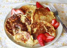 Fancy French Toast (use croissants as the bread)  also a buttermilk pancake recipe and easy hollandaise sauce