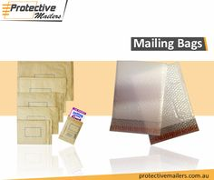 Stylish security mailing bags not only make the storage and dispatches secured but also improve the businesses' image. Protective Mailers, the premier online mailers store in Australia, has the widest range of protective mailing bags of reputed brands like Nomad, Sancell, Jiffy etc.