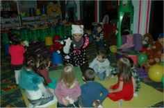 Zuzi Party este o alternativa excelenta pentru momentele cand vremea este mohorata sau cand timpul nu va permite sa va petreceti ziua cu copilul dumneavoastra. Este o locate cu un spatiu generos si cu foarte multe jocuri care ii tine ocupati in  timp ce dumnevoastra va rezolvati problemele.  http://www.zuziparty.ro/petreceri-copii/