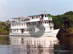 Check out this video on the Tucano Brazil Amazon Cruise: http://news.southamerica.travel/new-video-brazil-amazon-river-cruise/
