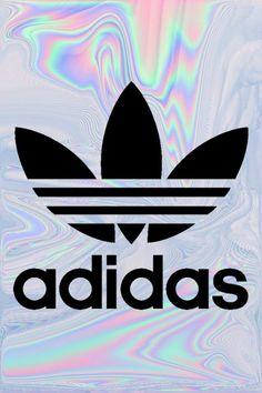 detailed look d02a0 595d9 Adidas Iphone Wallpaper, Tumblr Stickers, Adidas Women, Logo Adidas, Nike  Logo,