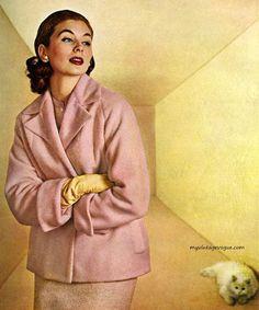 Suzy Parker / DuPont Orlon 1955