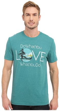 Life is Good Do What You Love Love What You Do Cool Tee