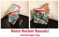 Retro Rocket Rascals! Retro Rocket, Zipper Bags, Toms, Sneakers, Creative, Collection, Tennis Sneakers, Sneaker, Women's Sneakers