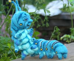 Blue Caterpillar From Alice in Wonderland   Alice in Wonderland Caterpillar & Hookah   DudeIWantThat.com