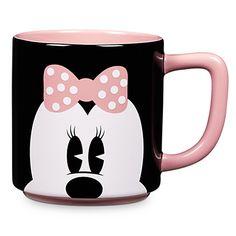 Disney Minnie Mouse Close Up Mug Disney Coffee Mugs, Cute Coffee Mugs, Coffee Cups, Coffee Coffee, Minnie Mouse Mug, Disney Cups, Cute Cups, Teapots And Cups, Disney Home