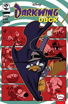 Disney Darkwing Duck: Issue #1 (Disney Darkwing Duck Monthly C) by [Sparrow, Aaron, Silvani, James]