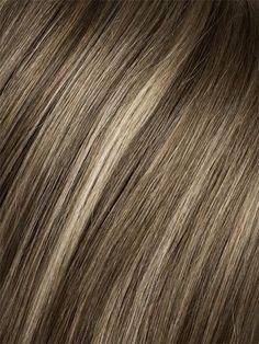 DARK SAND MIX | Light Brown base with Lightest Ash Brown and Medium Honey Blonde blend