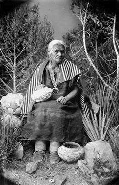Washie - Navajo – 1887