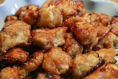 Sweet and sour kyckling Food In French, Food N, Food And Drink, Asian Recipes, Ethnic Recipes, Swedish Recipes, Recipe For Mom, Food Inspiration, Love Food