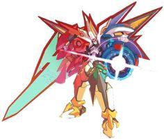 zero vs omega character pinterest omega mega man and videogames