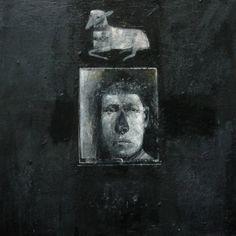 "Saatchi Art Artist Espen Erichsen; Painting, ""Study XV (Hubris)"" #art"