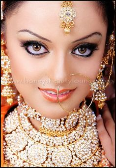 Bride | Flickr - Photo Sharing! Aline for Indian weddings
