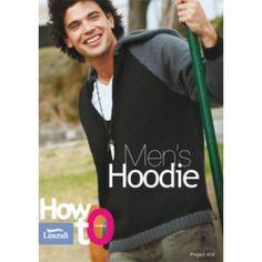 Men's Hoodie free pattern