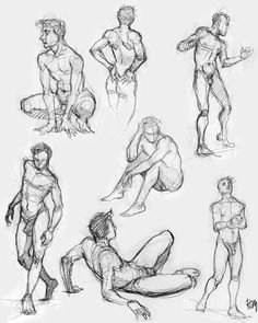 Image result for standing male figure drawing sad
