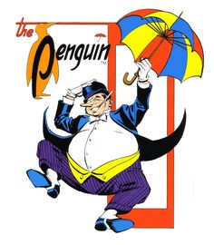 The Penguin bt Jose-Luis-Garcia-Lopez