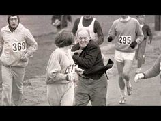 Kathrine Switzer: First Woman to Enter the Boston Marathon