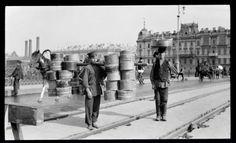 Уникальные ретро фотографии Москвы 1909 года