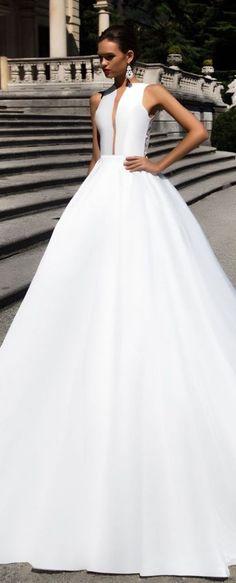 Wedding Dress by Milla Nova White Desire 2017 Bridal Collection - Vesta
