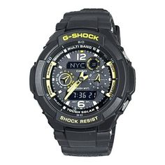 cool The G-Aviation Multi-Mission Combi Watch in Black,Watches for Men - For Sale