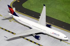 1/200 GEMINIJETS DELTA AIRLINES AIRBUS A330-300