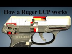 14 best ruger lcp images in 2017 military guns, ruger 380, lcp 380how a ruger lcp works youtubeloading that magazine is a pain! excellent loader available