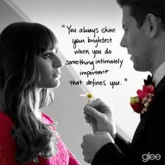 RIP Cory Monteith. You were so special, yet you had no idea...