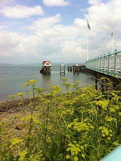 Mumbles Pier by TruPlaces, via Flickr