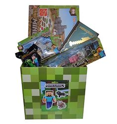 (Best Board Games For Kids)Ultimate Minecraft Gift Basket - Perfect for Christmas, Get Well, Birthday, Easter, or Other Occasion Minecraft Gifts, Frozen Toys, Easter Gift Baskets, Board Games For Kids, Inspirational Gifts, Card Games, Cool Things To Buy, Best Gifts, Presents