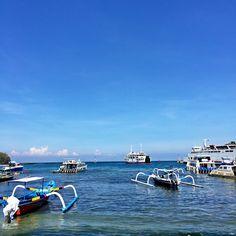 Padang bai ,bali.Indonesia.