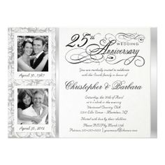 >>>Low Price Guarantee          	Fancy 25th Anniversary Invitations - Then & Now           	Fancy 25th Anniversary Invitations - Then & Now Yes I can say you are on right site we just collected best shopping store that haveShopping          	Fancy 25th Anniversary Invitations - Then &a...Cleck Hot Deals >>> http://www.zazzle.com/fancy_25th_anniversary_invitations_then_now-161662989345733430?rf=238627982471231924&zbar=1&tc=terrest