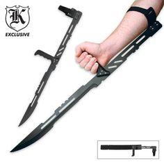 Spy Watcher Sword